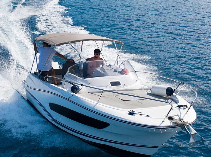 Assurance bateau à moteur
