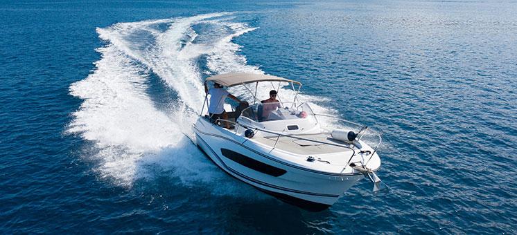 Assurance pour bateau à moteur Assurocean